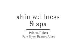 Ahín Wellness Spa at Palacio Duhau Park Hyatt Buenos Aires
