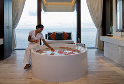 Talise Spa at Jumeirah Dhevanafushi (Maldives)