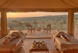 Amani Spa at Mara Bushtops (Kenya)