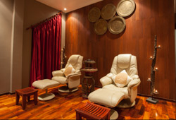 Champa Lao Spa at Green Park Boutique Hotel