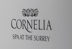 Cornelia Spa at The Surrey