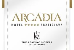 Arcadia Spa at Arcadia Hotel Bratislava (Slovakia)