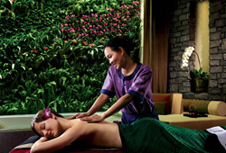 Banyan Tree Spa at Banyan Tree Bangkok