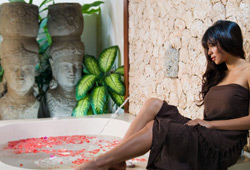 Lulur Day Spa at Batu Karang Lembongan Resort & Day Spa