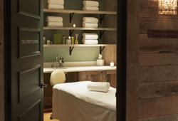 Cowshed Spa at Soho House Istanbul