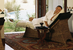 Timeless Spa at Al Maha Desert Resort Spa
