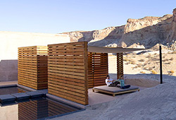 The Aman Spa at Amangiri (United States)