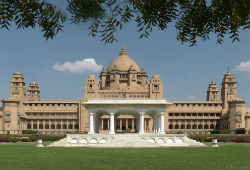 Jiva Grande spa at Umaid Bhawan Palace, Jodhpur (India)