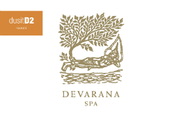 Devarana Spa at DusitD2 Nairobi