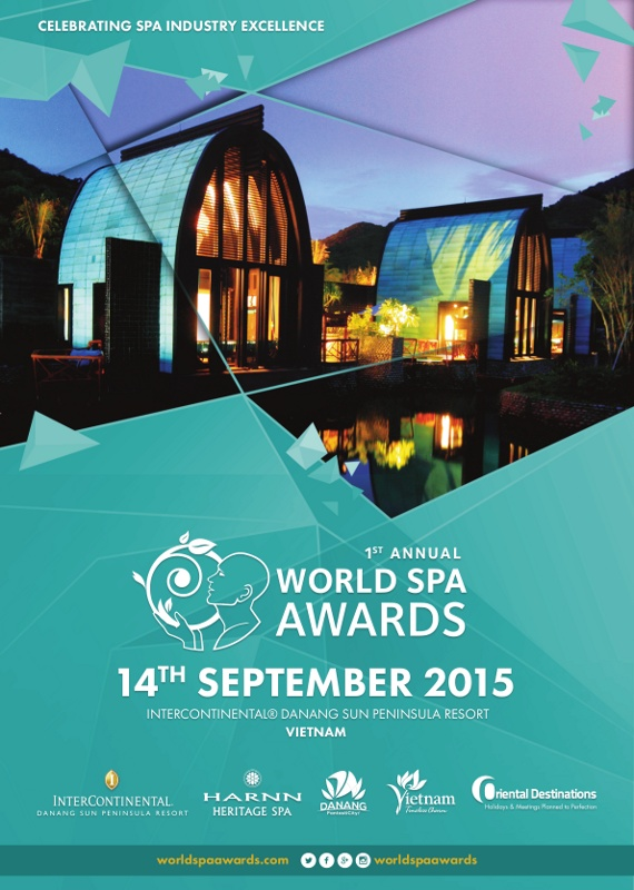 World Spa Awards Gala Ceremony 2015