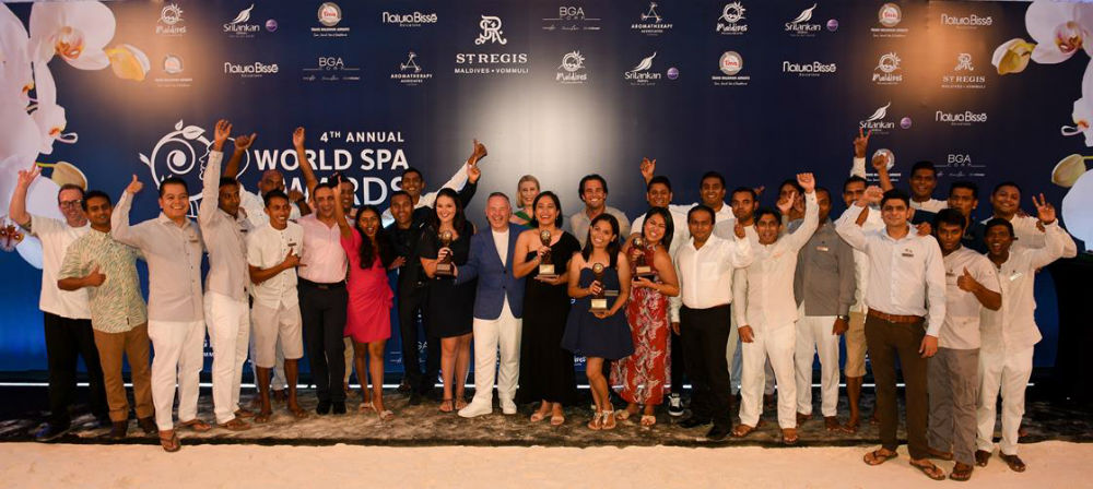 2018 World Spa Awards winners